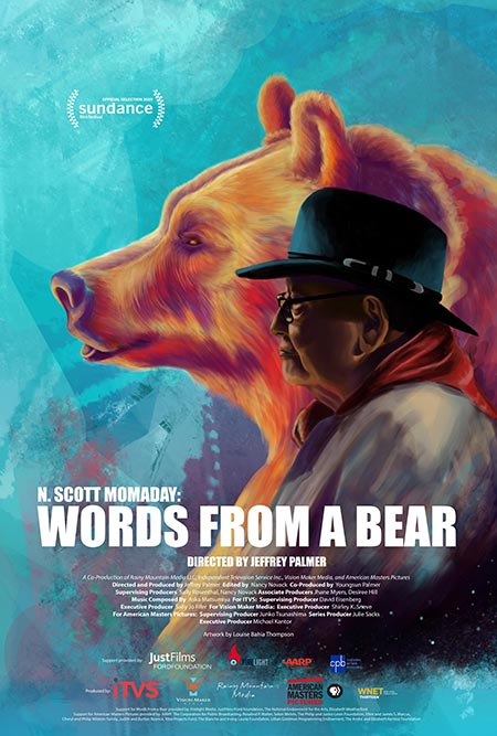 """Words from a Bear:"" Public masterclass, ""Making a Sundance documentary"""