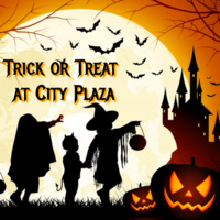 Trick or Treat at City Plaza