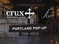 Crux Portland Pop Up