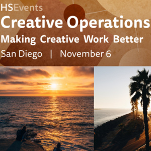 Creative Operations San Diego 2019