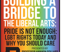 Building Bridges to the Liberal Arts Faculty Lecture