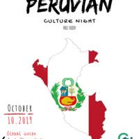 Peruvian Culture Night | Global Union