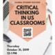 Critical Thinking in US Classrooms