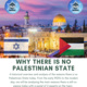 Why There is No Palestinian State