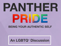 Panther Pride: Being Your Authentic Self