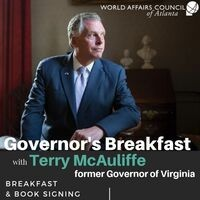Breakfast with Governor McAuliffe