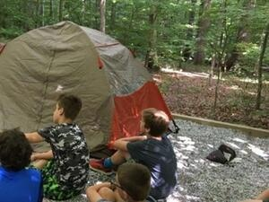 Intro to Family Camping