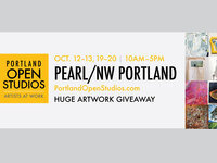 Portland Open Studios in the Pearl