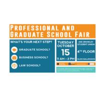 Professional and Graduate School Fair