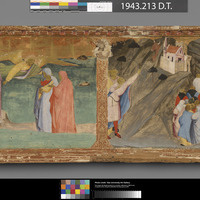 """A Newly Restored Predella Panel by Fra Angelico: Attribution, Documents, Technical Examination,"" The Annual Josephine Von Henneberg Lecture in Italian Art"