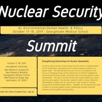 Nuclear Security Summit at Georgetown