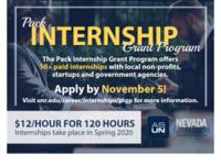 Pack Internship Information Session