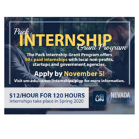 Pack Internship Information Session