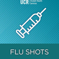 Student Health Services Flu Shot Clinic Days