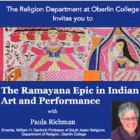 The Ramayana Epic in Indian Art and Performance with Paula Richman: Gallery Talk
