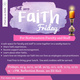 Faith Friday for NU Educators