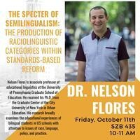 Ed Talk: The Specter of Semilingualism:  The Production of Raciolinguistic Categories Within Standards-Based Reform