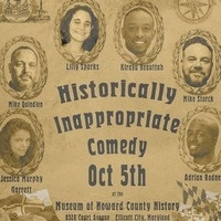 Historically Inappropriate Comedy featuring Mike Storck
