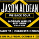 JASON ALDEAN: WE BACK TOUR 2020