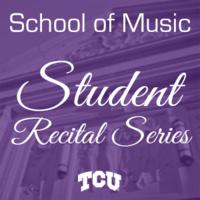 Student Recital Series: Zi-Yun Luo, cello.  Weiyu Zhu, piano