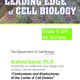 Leading Edge of Cell Biology Seminar Series