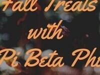 Fall Treat Tabling