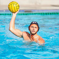 Faculty & Staff Appreciation Day at Men's Water Polo