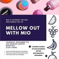 MELLOW OUTWITH MIO
