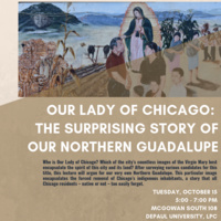 Our Lady of Chicago: The Surprising Story of our Northern Guadalupe