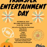 Transfer Entertainment Day