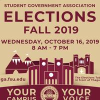 Fall 2019 SGA Elections