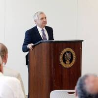 Global Trade Forum with RI Senator Jack Reed