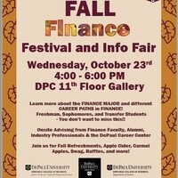 Fall Finance Festival & Info Fair