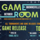 Student Union: Game Room Fiesta