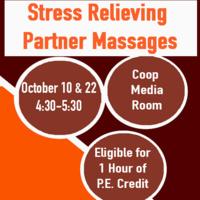 Stress Relieving Partner Massages