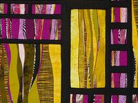Golden Threads: 50 Years of Fiber Art