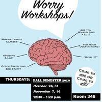 Worry Workshops - Free!