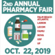 2nd Annual Pharmacy Fair