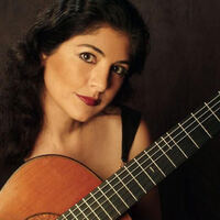 UCR Music. From the Mediterranean to the Middle East: An Evening of Classical Guitar Music with Dr. Lily Afshar
