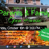 CBC Parents & Family Open House