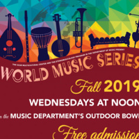 World Music Series: Mariachi Las Olas de SB