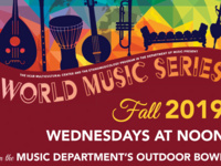 World Music Series: SBLASLO Trio