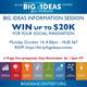 Big Ideas Contest Info Session