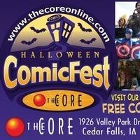 The CORE's 8th Annual Halloween ComicFest & Costume Contest