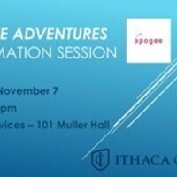 Apogee Adventures Information Session