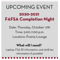 FASFA Completion Night