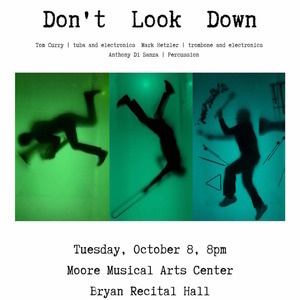 Guest Artist: Don't Look Down