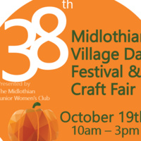 The 38th Midlothian Village Day Festival & Craft Fair