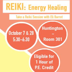 Reiki: Energy Healing With Eli Barrett