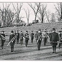 Campus Historical Marker Dedication for Wait Field